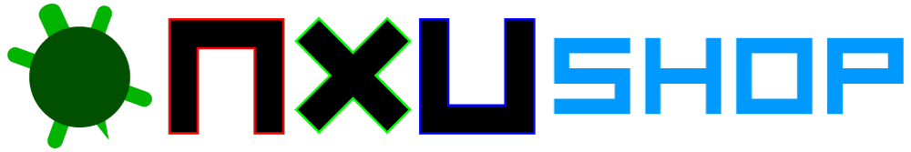 NXU Shop Logo